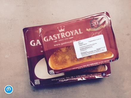 Gastroyal rendelés - ebédmenü rendelés egész hétre