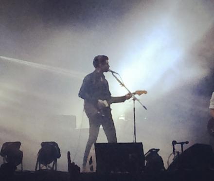Arctic Monkeys, VOLT fesztiv�l, Alex Turner