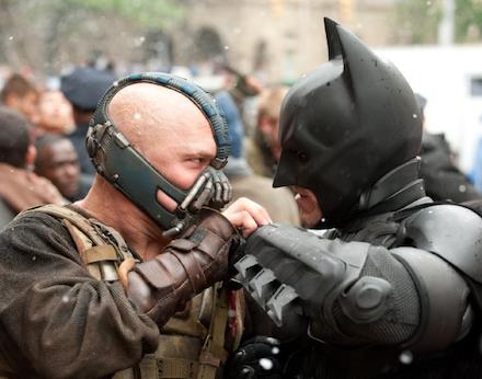 Batman - A sötét lovag - Felemelkedés
