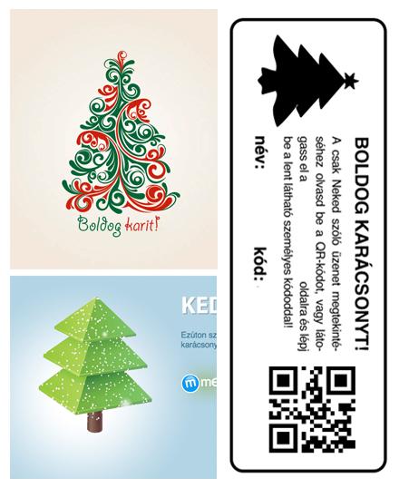 Arkon 2012-es Boldog Karácsonyt projekt