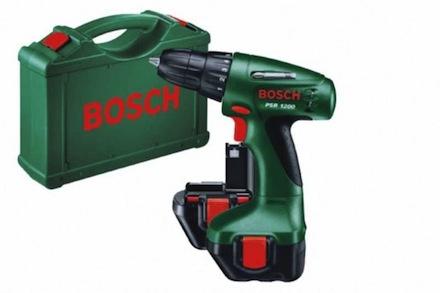 Bosch PSR 1200fúrógép