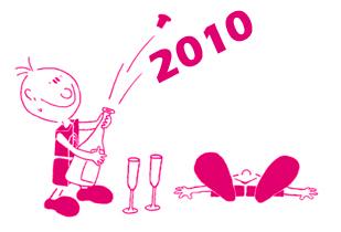 Boldog új évet kívánok - 2010
