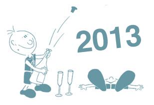 Boldog új évet 2013-ra!