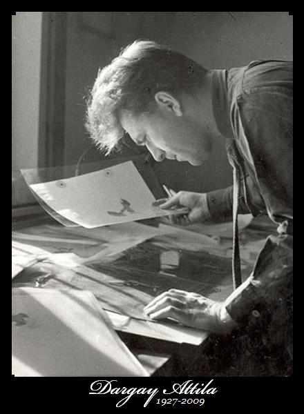Dargay Attila 1927-2009