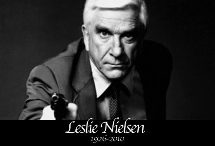 Leslie Nielsen - 1926-2010