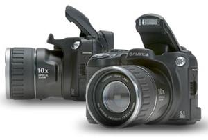 Fujifilm FinePix S5600-as fényképezőgép