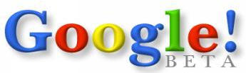 Google logo, 1988