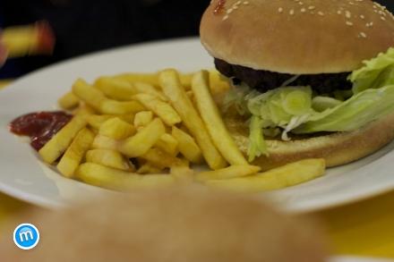 Hamburger - Diner M