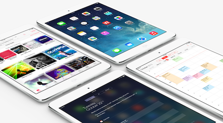 Apple iPad mini retina, 2013