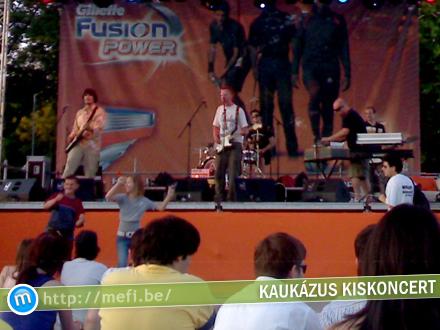 Kaukázus kiskoncert