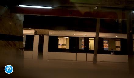 Az �j metr�szerelv�nyek egyike az �rs vez�r ter�n