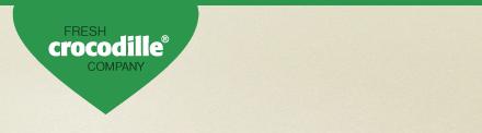 Krokodilos szendvicsgy�r log�ja