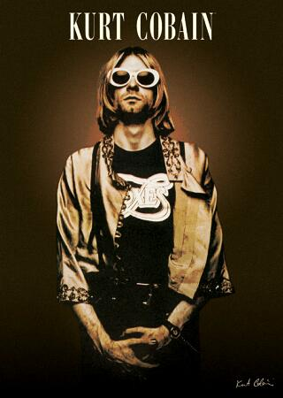 Biografia de un gran artista: Kurt Cobain