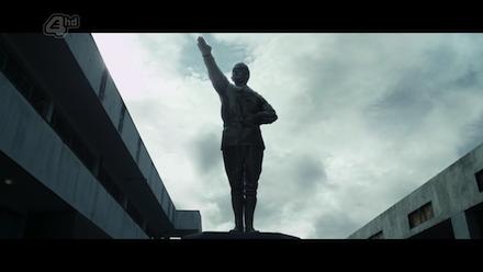Hitler szobra a Misfits 4×03-ban