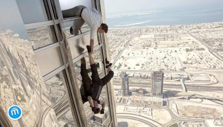 Fantom protokoll - Tom Cruise ismét lóg a kötélen