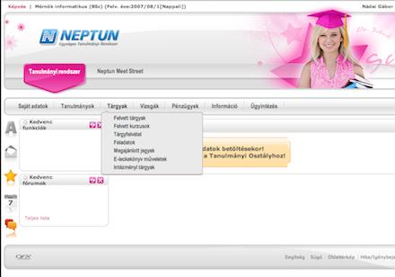 Neptun.Net GDF