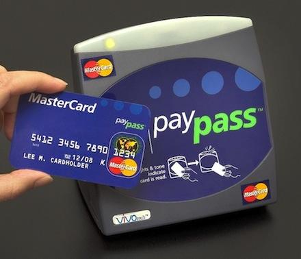 PayPass kártya