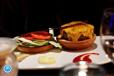 Prime Steakhouse, Classic burger