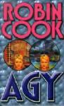 Robin Cook Agy c. könyvének borítója
