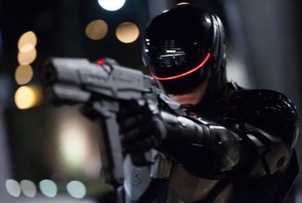 Jelenet a 2014-es Robotzsaru filmből