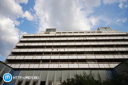 SZÁMALK épület