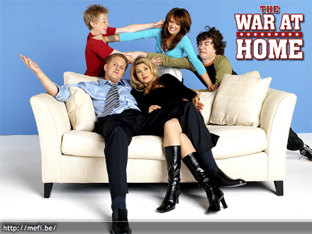 The War at Home - H�zi h�bor�