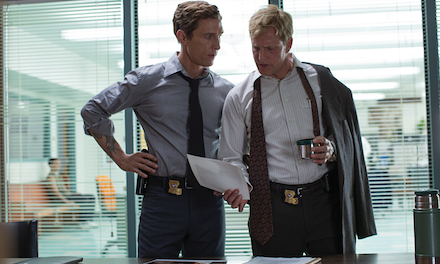 True Detective (A törvény nevében) HBO sorozat egyik jelenete