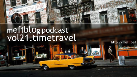 podcast vol21.timetravel