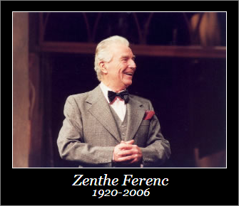 Zenthe Ferenc