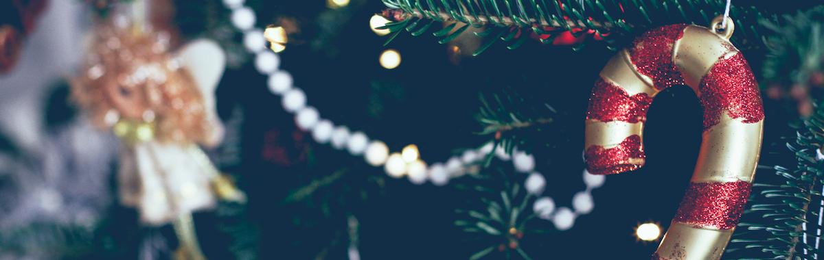 Első karácsonyfánk!