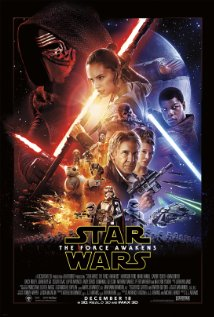 Star Wars: Az ébredő Erő című film plakátja