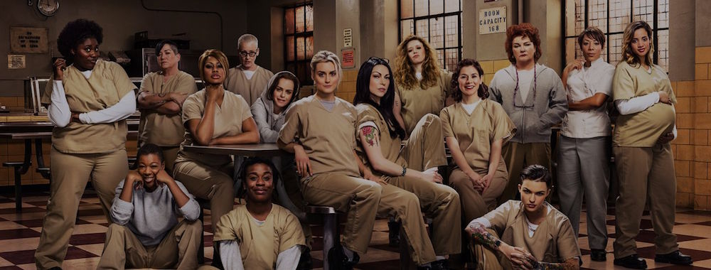 Cover - Orange Is the New Black