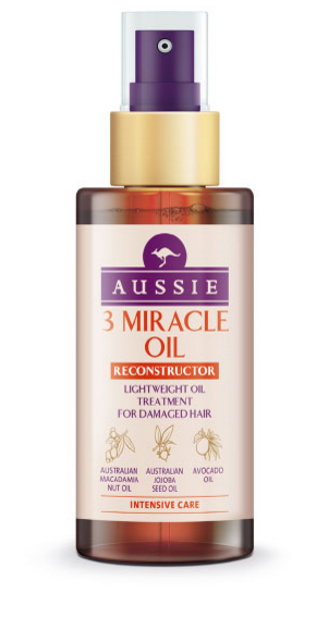 Aussie 3 Miracle Oil