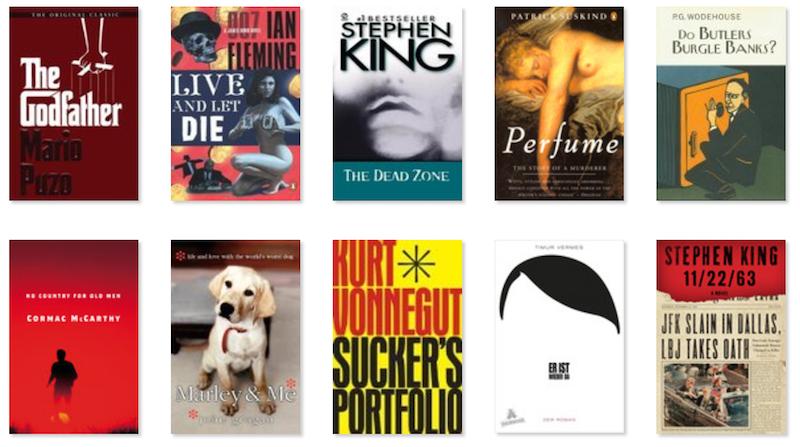 Könyvek, amiket elolvastam 2016-ban