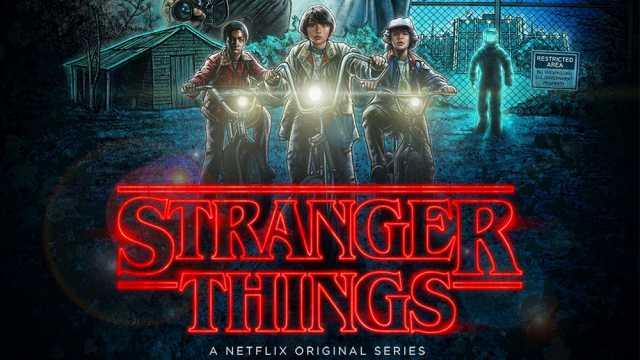 Stranger Things Netflix original sorozat