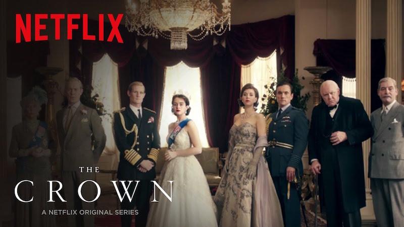 The Crown Netflix original sorozat