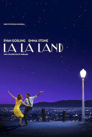 La La Land (Kaliforniai álom) filmplakát