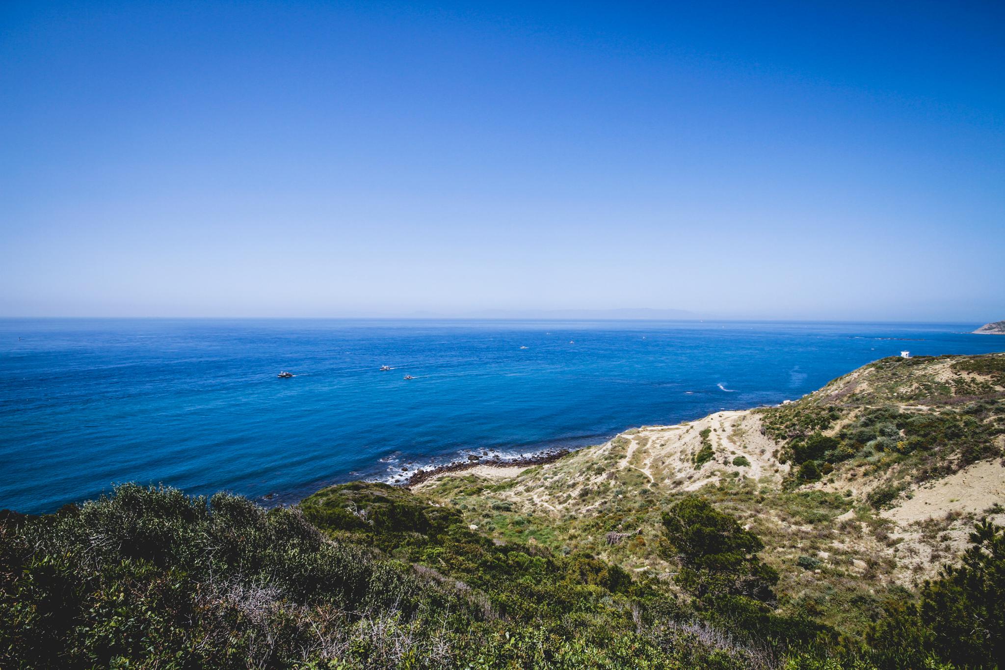 Marokkó, Atlanti-óceán és Földközi-tenger