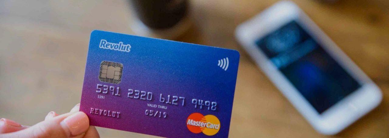 Revolut - fintech banki megoldás