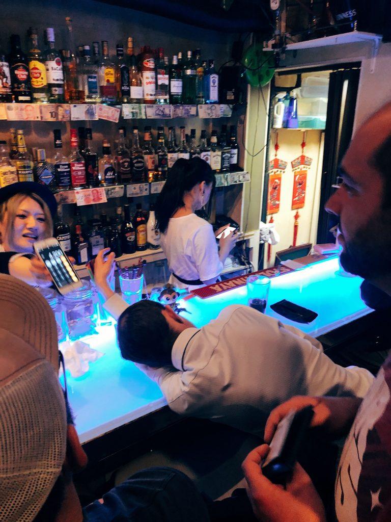 Egy kocsma Tokióban