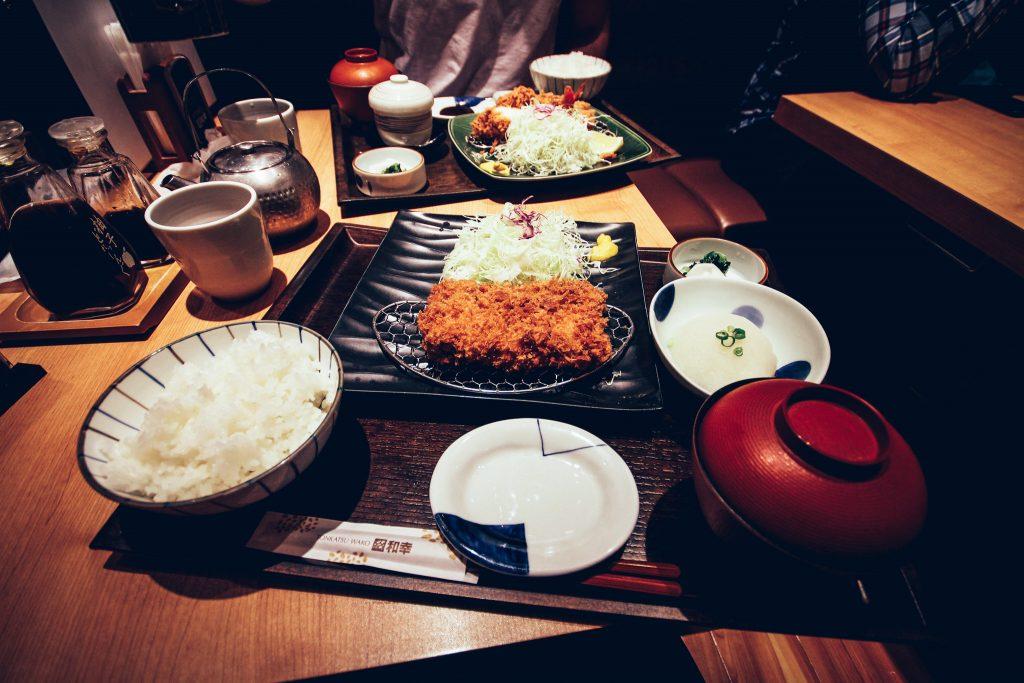 Tonkatsu, avagy a japán rántotthús