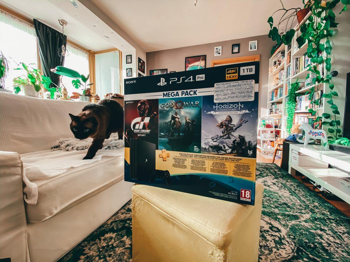 PS4 + Kázmér